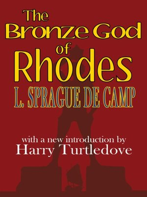 cover image of The Bronze God of Rhodes