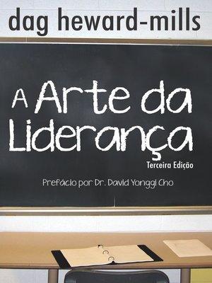 cover image of A Arte da Liderança