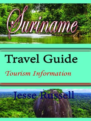cover image of Suriname Travel Guide