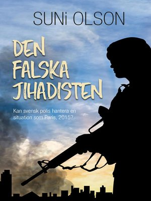 cover image of Den falska jihadisten