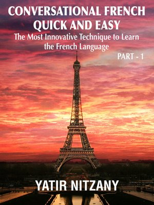 cover image of Conversational French Quick and Easy