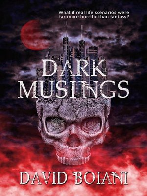 cover image of Dark Musings