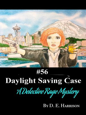 cover image of Daylight Saving Case