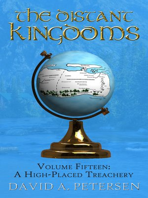 cover image of The Distant Kingdoms Volume Fifteen