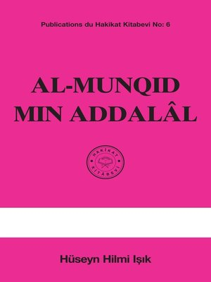cover image of Al-Munqid Min Addalâl