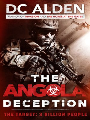 cover image of The Angola Deception