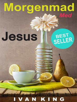 cover image of Morgenmad med Jesus