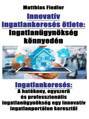 cover image of Innovatív ingatlankeresés ötlete