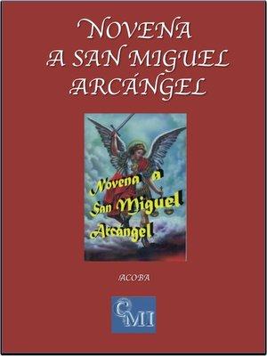cover image of Novena a San Miguel Arcángel