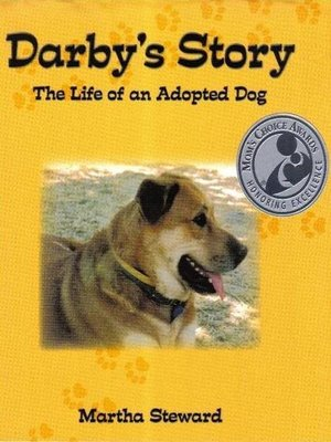 cover image of Darby's Story the Life of an Adopted Dog