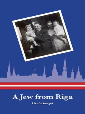 cover image of A Jew from Riga