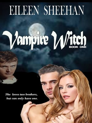 cover image of Vampire Witch
