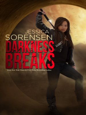 cover image of Darkness Breaks
