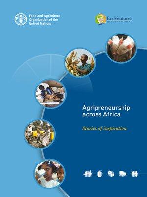 cover image of Agripreneurship across Africa
