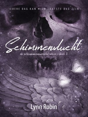 cover image of Schimmenvlucht