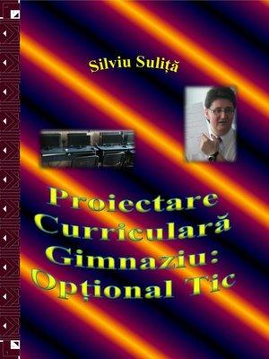 cover image of Proiectare Curriculară Gimnaziu