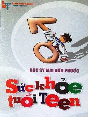 cover image of Sức khỏe tuổi teen