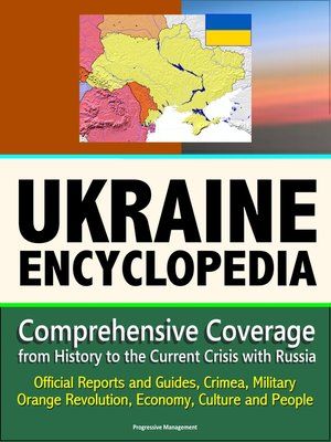 cover image of Ukraine Encyclopedia