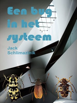 cover image of Een bug in het systeem