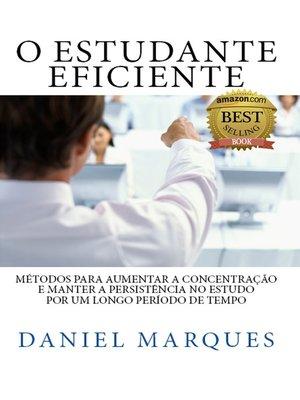 cover image of O Estudante Eficiente
