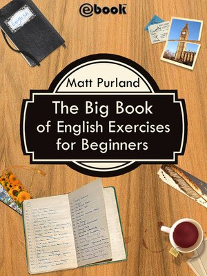 cover image of The Big Book of English Exercises for Beginners