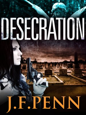 cover image of Desecration (London Psychic Book 1)