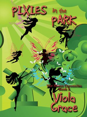 cover image of Pixies in the Park