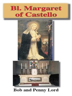cover image of Blessed Margaret of Castello