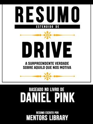 "cover image of Resumo Estendido De ""Drive"