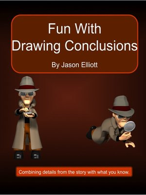 cover image of Fun With Drawing Conclusions
