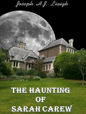 cover image of The Haunting of Sarah Carew