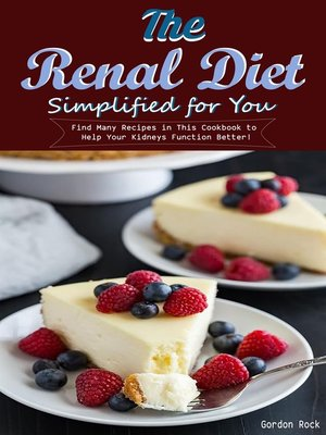cover image of The Renal Diet Simplified for You
