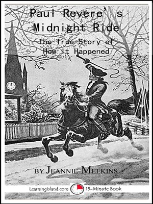 cover image of Paul Revere's Midnight Ride