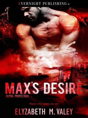 cover image of Max's Desire