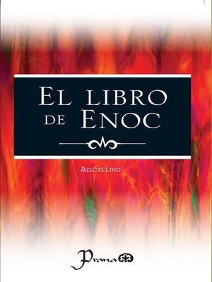 cover image of El libro de Enoc