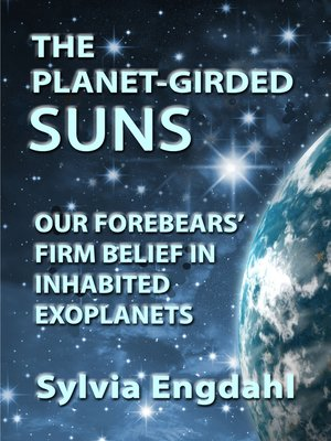 cover image of The Planet-Girded Suns