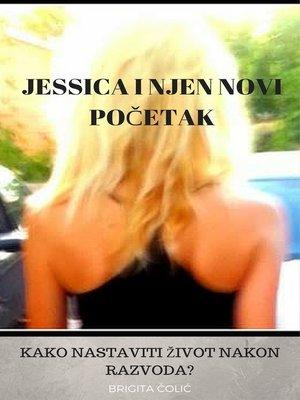 cover image of Jessica i njen novi početak