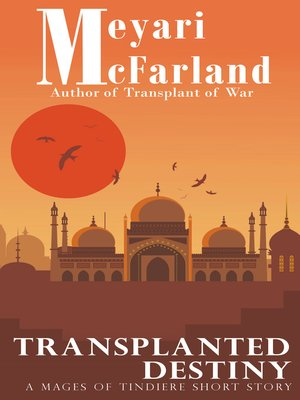 cover image of Transplanted Destiny