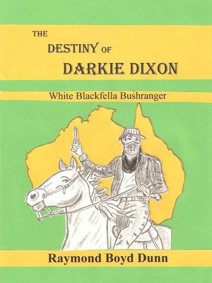 cover image of The Destiny of Darkie Dixon