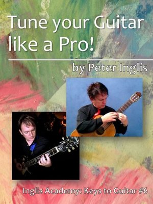 cover image of Tune your Guitar like a Pro!