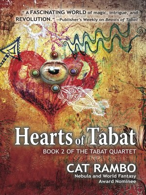 cover image of Hearts of Tabat