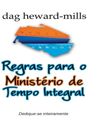cover image of Regras para o Ministério de tempo Integral (2ª edição)
