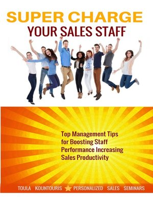 cover image of Super Charge Your Staff