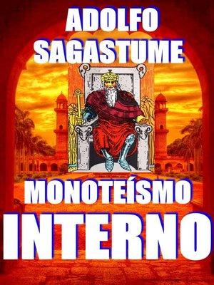 cover image of Monoteísmo Interno