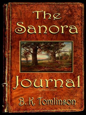 cover image of The Sanora Journal