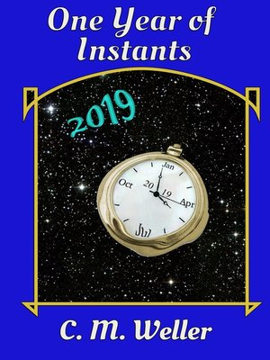 cover image of One Year of Instants (2019)