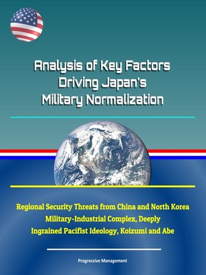 cover image of Analysis of Key Factors Driving Japan's Military Normalization