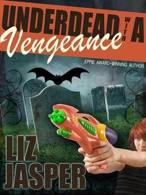 cover image of Underdead with a Vengeance