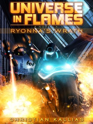 cover image of Ryonna's Wrath (Universe in Flames book 1.5--Novella)