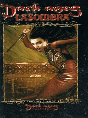 cover image of Dark Ages Lasombra